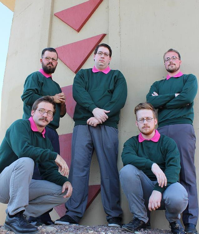 ned flanders tribute band