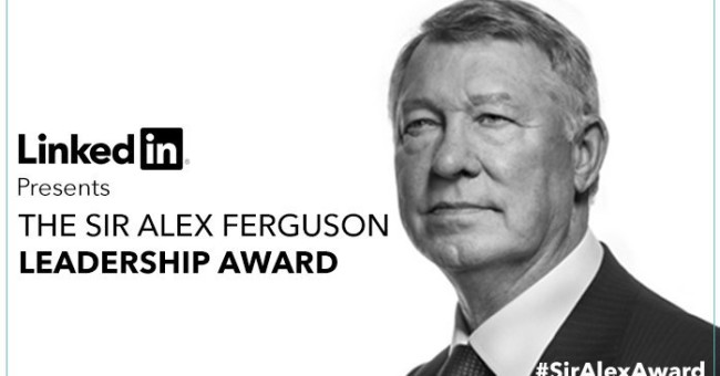 alex ferguson linked in