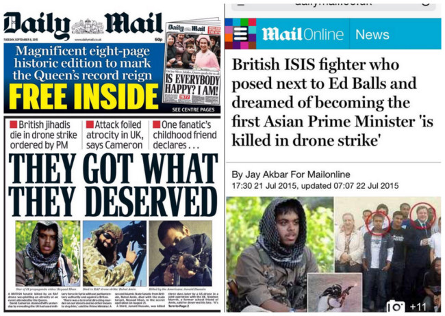 IS British drones killed