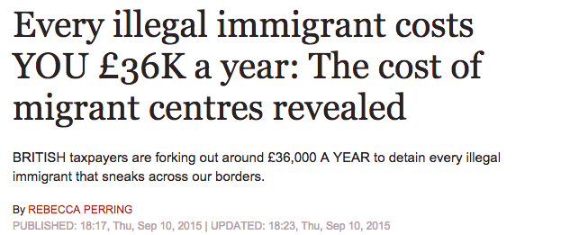 immigration daily express
