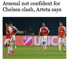 Arsenal the Times