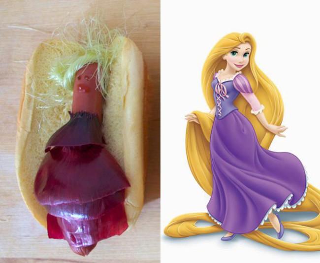 Disney-Princesses-Reimagined-As-Hot-Dogs-3