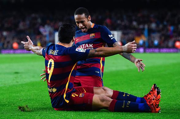Neymar: dreaming of Salford
