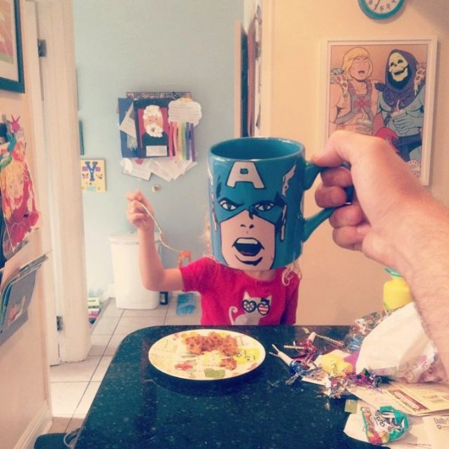 breakfast mugs