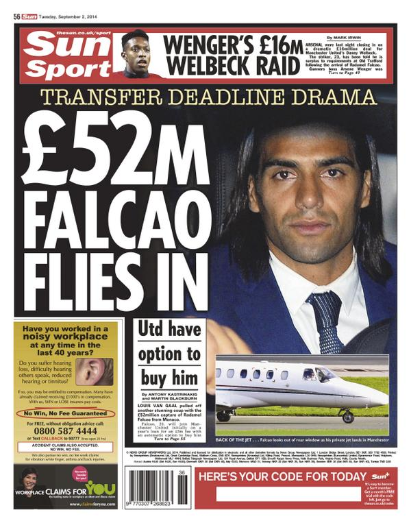 falcao back pages