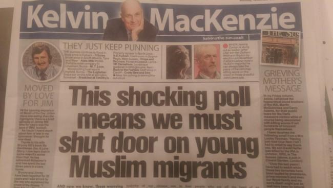 the sun muslims