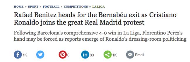Ronaldo picking