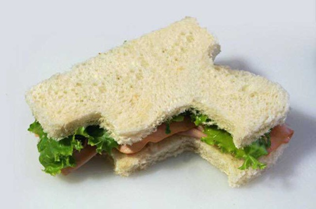 armed sandwich