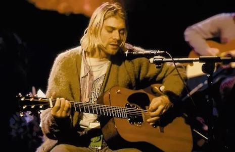 cobain sweater
