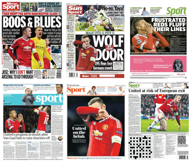 sport newspapers