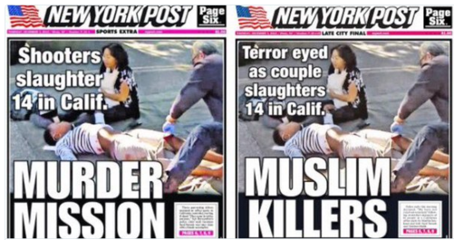 ny post massacre muslims