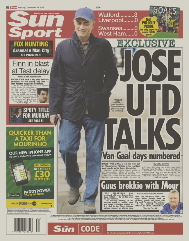 jose the sun united
