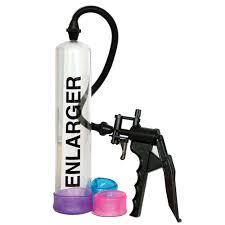 penis pump crime