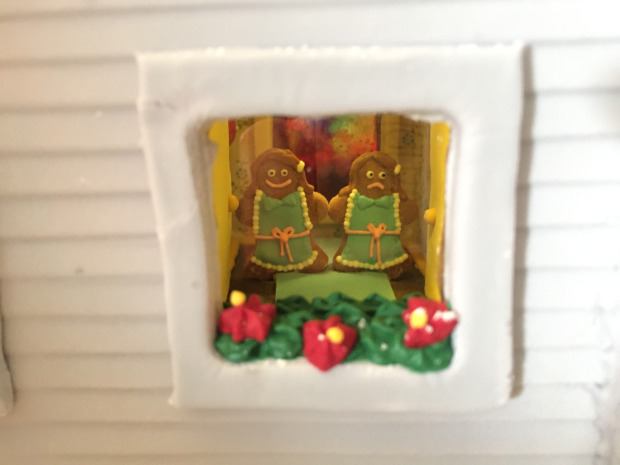 the shining gingerbread 1