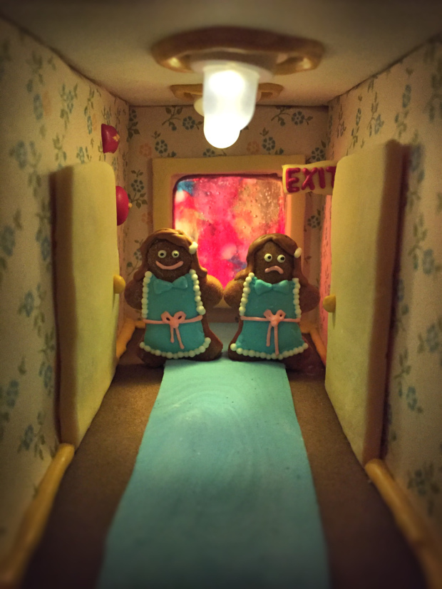 the shining gingerbread 11