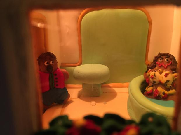 the shining gingerbread 6
