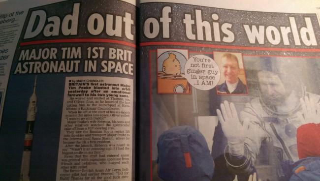 tim space man