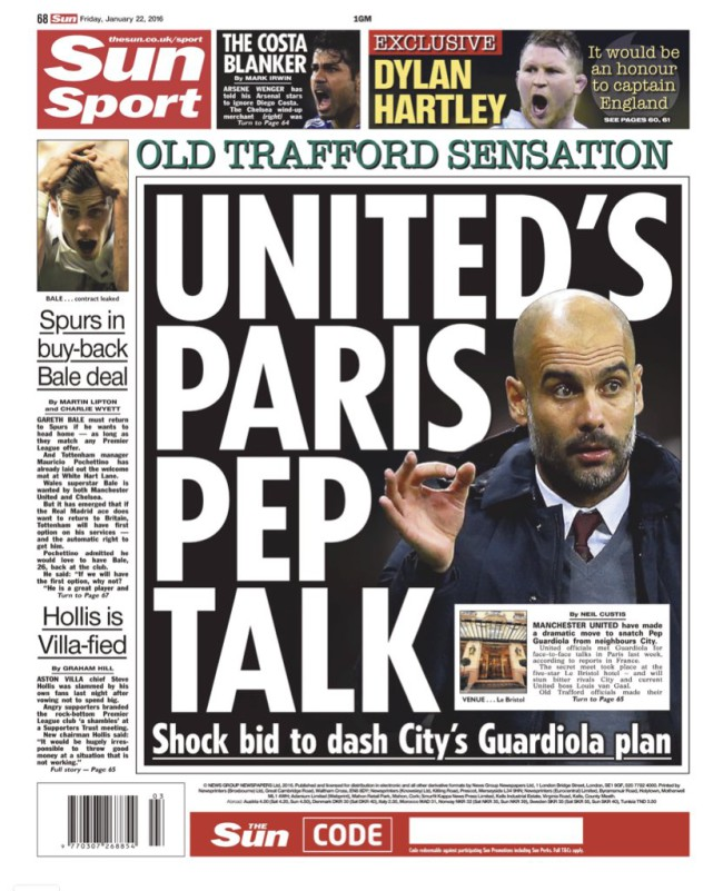 pep united secret