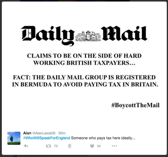 Who will speak daily mail