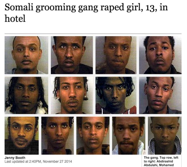 gang rapists