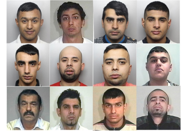 keighley gang rapists