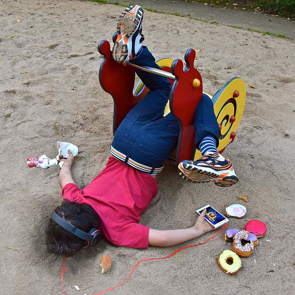 falling down 6