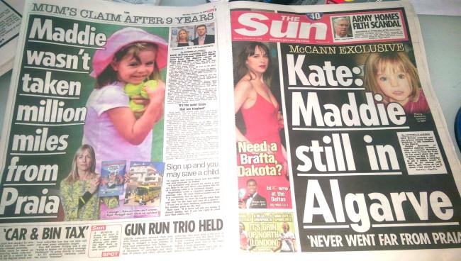 mccann maddie algarve tabloid