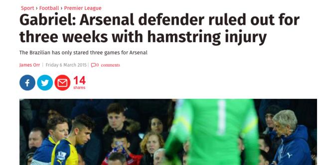 Arsenal crisis