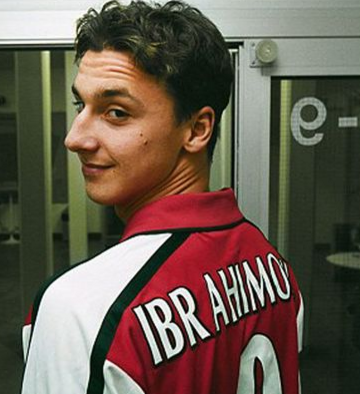 Zlatan arsenal