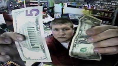 paying crime