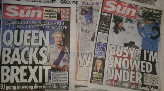 queen brexit