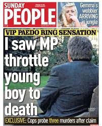 the people paedo operation midland