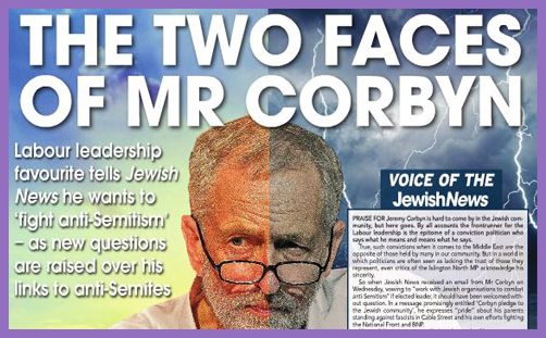 Corbyn anti-semite