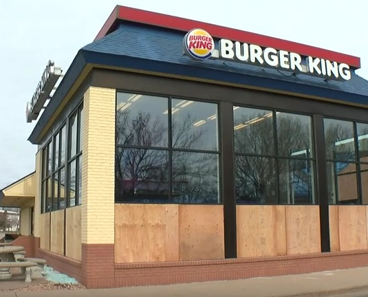 burger king windows prank