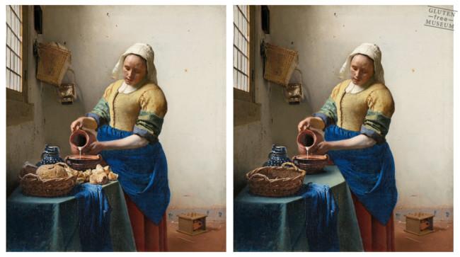 Johannes Vermeer Gluten Free