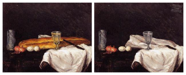 Paul Cézanne gluten free