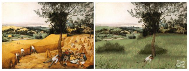 Pieter Brueghel gluten free