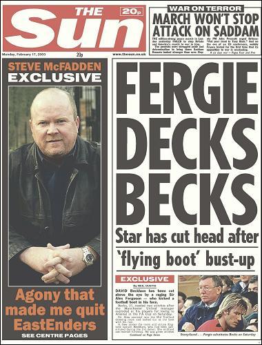 beckham ferguson boot sun