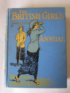 Old British English books for children