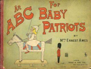 baby patriots