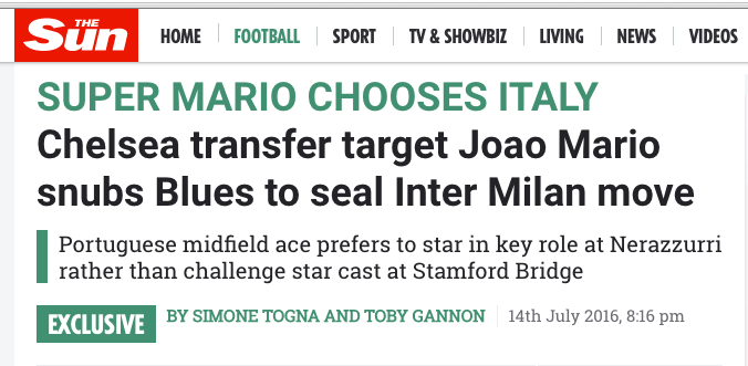 transfer balls, Chelsea