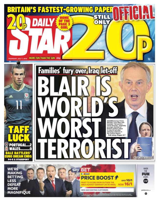 blair terrorist