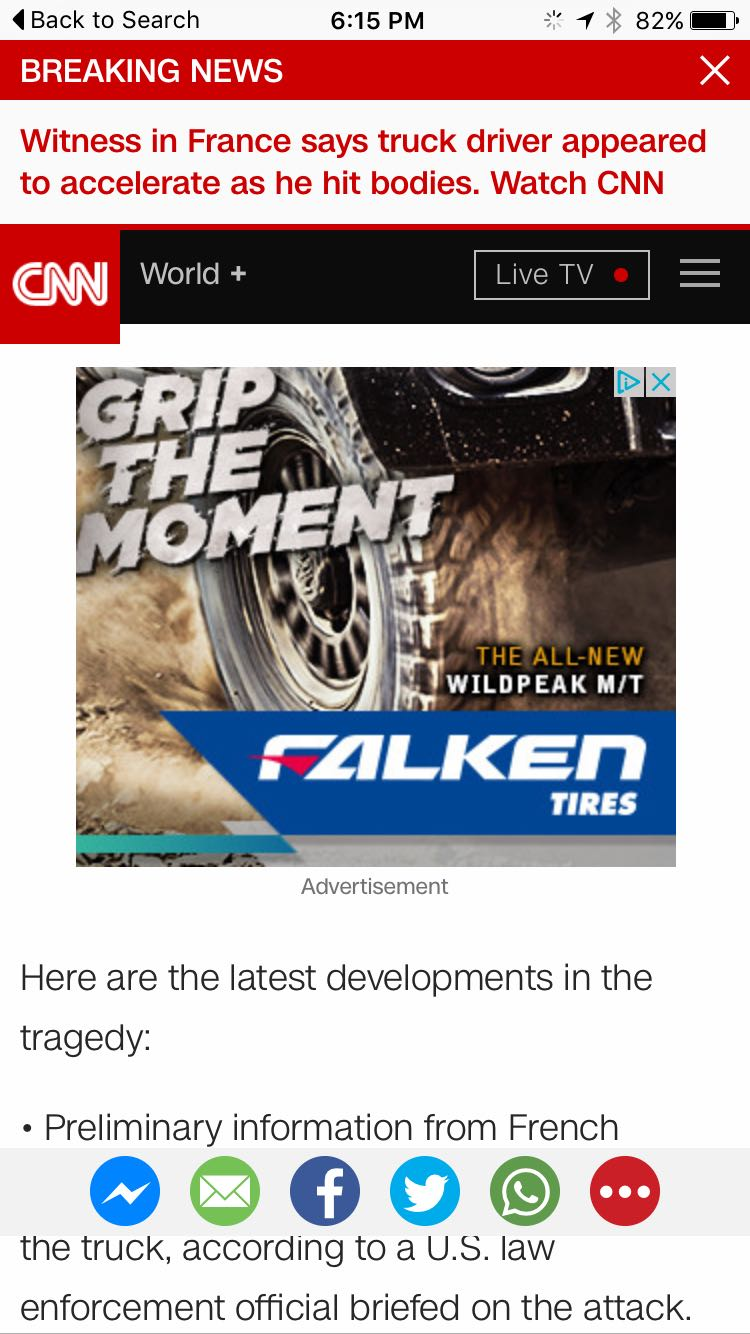 breaking news ads nice cnn