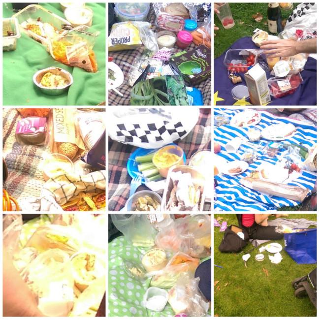 hummus brexit picnic