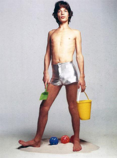 Happy birthday, Mick Jagger