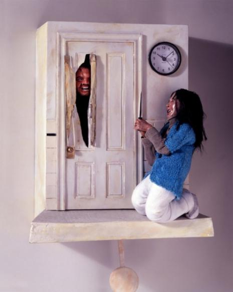 The Shining Cuckoo Clock