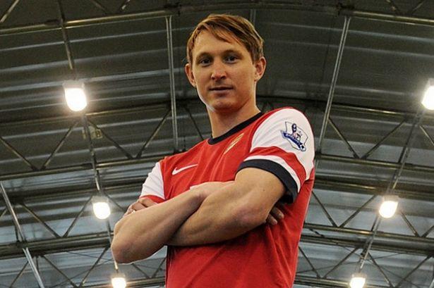 Kim-Kallstrom Arsenal