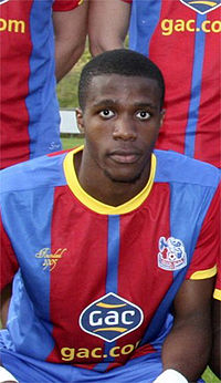 Wilfried_Zaha Spurs