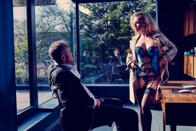 Ola Jordan and James Jordan for Anne Summers campaign Ola and James Jordan first celebrity Couple Ambassadors for Anne Summers