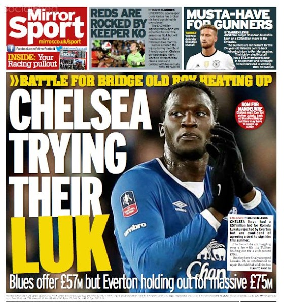 mirror lukaku everton